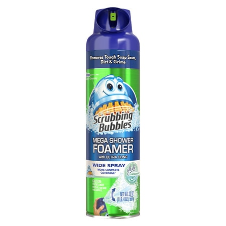 Scrubbing Bubbles Extend-A-Clean Mega Shower Foamer