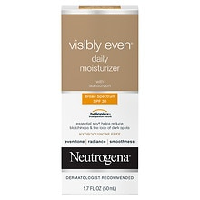 Neutrogena Visibly Even Daily Moisturizer Lotion