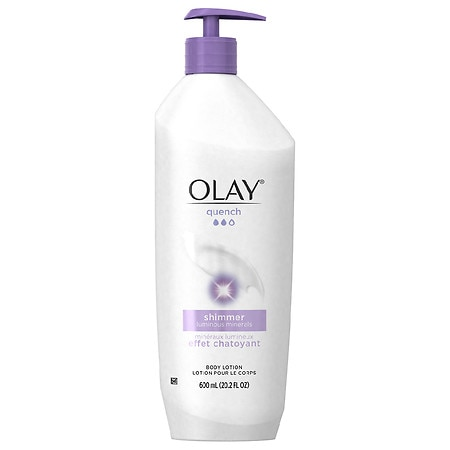 Olay Quench Body Lotion Shimmer