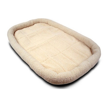 Majestic Pet Products Crate Pet Bed Mat 42 inch Sherpa