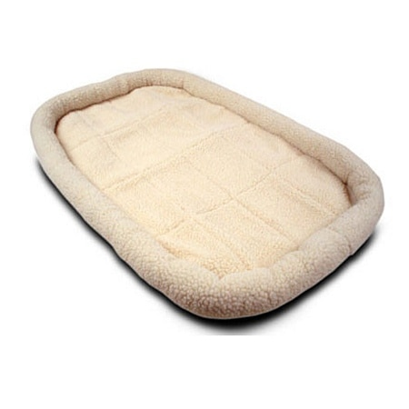 Majestic Pet Products Crate Pet Bed Mat 48 inch Sherpa