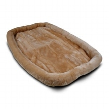 Majestic Pet Products Crate Pet Bed Mat 48 inch Honey