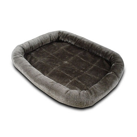 Majestic Pet Products Crate Pet Bed Mat 48 inch Charcoal