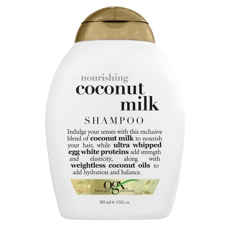 OGX Shampoo Nourishing Coconut Milk