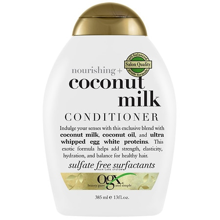 OGX Conditioner Nourishing Coconut Milk