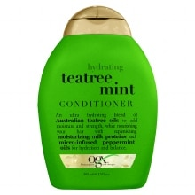 OGX Conditioner Hydrating Teatree Mint