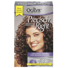 Ogilvie Precisely Right Professional Conditioning Perm Kit for Color-Treated, Thin or Delicate Hair