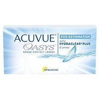 Acuvue Oasys for Astigmatism Contact Lens