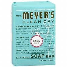 All Purpose Soap Bar Basil