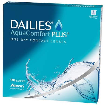 Dailies AquaComfort Plus 90 pack
