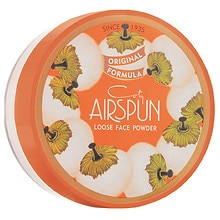 Airspun Loose Face Powder, Light/Medium Neutral