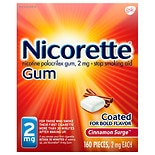 Nicorette Stop Smoking Aid Gum 2mg
