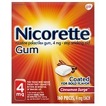 Nicorette Stop Smoking Aid Gum 4 mg