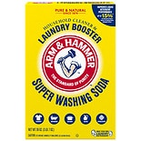 Arm & Hammer Super Wash Soda, Detergent Booster