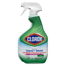 Clorox Clean-Up Cleaner + Bleach Disinfectant Spray Original