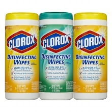 Clorox Disinfecting Wipes Value Pack Fresh Scent & Citrus Blend