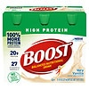 Boost High Protein Complete Nutritional Drink, Bottles Very Vanilla
