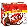 Boost Original, Complete Nutritional Drink, Bottles Rich Chocolate