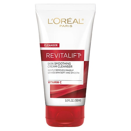 Dermo Expertise Radiant Smoothing Cream Cleanser by L'Oreal Paris Revitalift