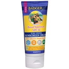 Badger SPF 30 Sunscreen Cream Lavender