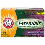 Essentials Fabric Softener Sheets, Lavender & Linen