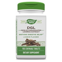 Enzymatic Therapy DGL Deglycyrrhizinated Licorice, Tablets