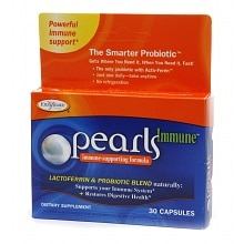 Enzymatic Therapy Pearls Immune Strengthening Probiotics, Capsules