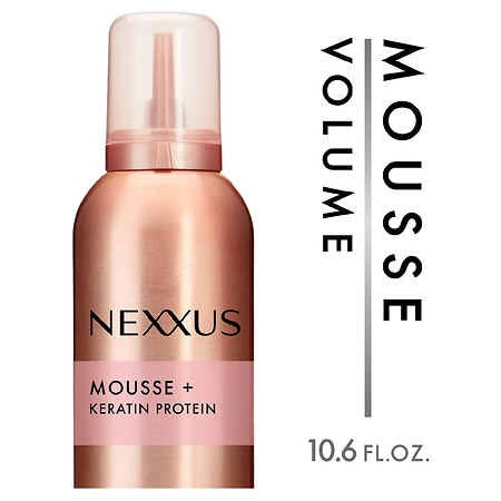 Nexxus Mousse Plus Superior Hold Volumizing Foam