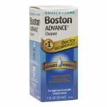 Boston Advance Contact Lens Cleaner