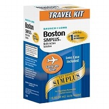 Boston SIMPLUS Multi-Action Solution Travel Kit