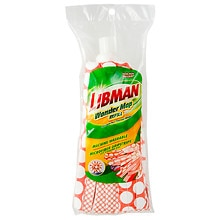 Libman Wonder Mop Refill Red/White