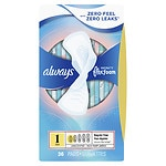 Click & Save: Buy 1 Always or Tampax feminine care item, get 1 50% off