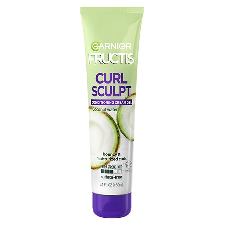 Garnier Fructis Style Curl Sculpting Cream-Gel, Extra Strong