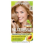 Garnier Nutrisse Level 3 Permanent Creme Haircolor Champagne Blonde 82 (Champagne Fizz)