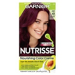 Garnier Nutrisse Nourishing Color Creme Permanent Haircolor Deep Burgundy 42 (Black Cherry)
