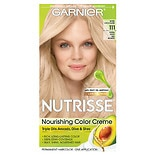Garnier Nutrisse Nourishing Color Creme Permanent Haircolor Extra-Light Ash Blonde 111 (White Chocolate)
