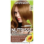 Garnier Nutrisse Nourishing Nutri-Browns Lightening Color Creme Permanent Haircolor Golden Brown B3 (Cafe Con Leche)