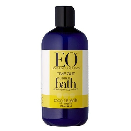 EO Time Out-Coconut & Vanilla Bubble Bath