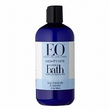 EO Nighty Nite-Blue Bubble Bath Chamomile & Lavender