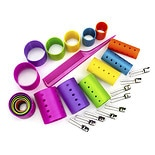 Conair Brush Styling Essentials Magnetic Roller Pack