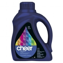 Cheer brightClean for Darks Liquid Detergent, 26 Loads