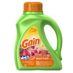 Save up to 25% on select Gain laundry & cleaning products.