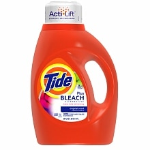 Tide Plus Bleach Alternative Laundry Detergent Original Scent
