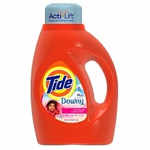 Tide Liquid Detergent plus a Touch of Downy, 24 Loads April Fresh