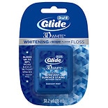 3D White Whitening + Scope Dental Floss Radiant Mint