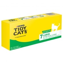 Tidy Cats Jumbo Box Liners