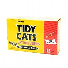 Tidy Cats Box Liners