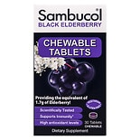 Sambucol Black Elderberry Immune System Support Elderberry