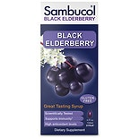 Sambucol Black Elderberry Immune System Support; Original Formula