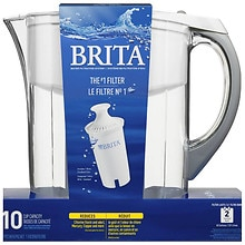 Water Filtration System, Grand Pitcher10 cups